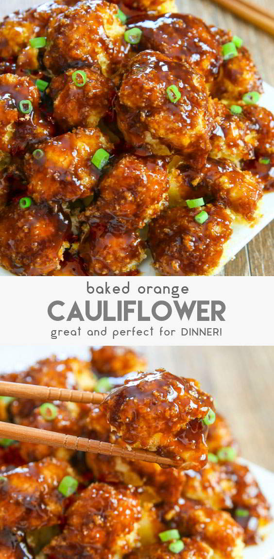Baked-Orange-Cauliflower