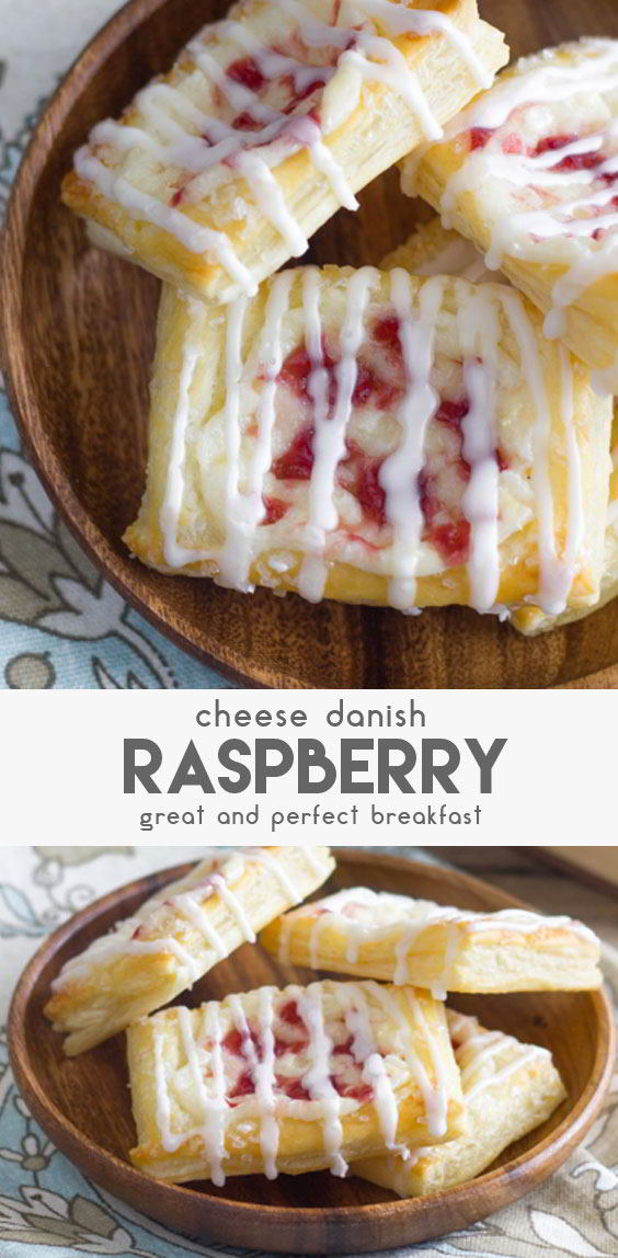 Raspberry-Cheese-Danish