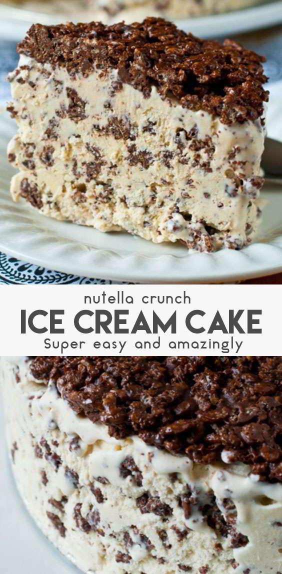 Nutella-Crunch-Ice-Cream-Cake