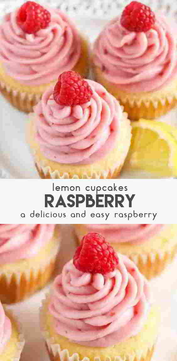 Lemon-Cupcakes-with-Raspberry-Buttercream