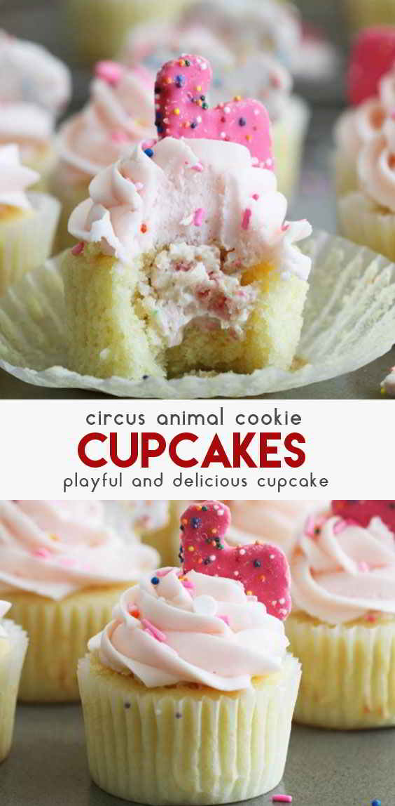 Circus-Animal-Cookie-Cupcakes